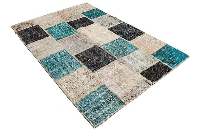 Kathy Patchworkmatta 160x232 Stor Modern - Flerfärgad - Heminredning - Mattor - Patchwork-matta