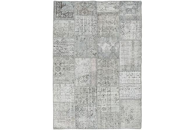 Kathy Patchworkmatta 161x231 Stor Modern - Grå - Heminredning - Mattor - Patchwork-matta