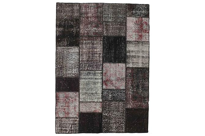 Kathy Patchworkmatta 164x229 Stor Modern - Flerfärgad - Heminredning - Mattor - Patchwork-matta