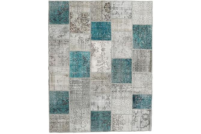 Kathy Patchworkmatta 198x252 Stor Modern - Flerfärgad - Heminredning - Mattor - Patchwork-matta