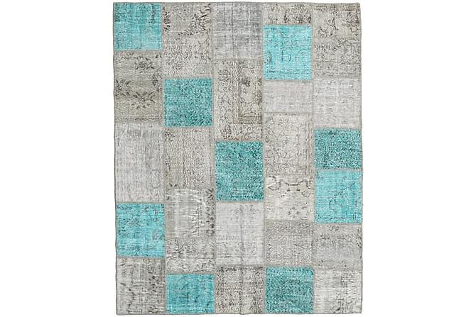 Kathy Patchworkmatta 200x252 Stor Modern - Flerfärgad - Heminredning - Mattor - Patchwork-matta