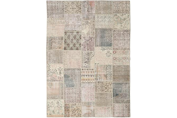 Kathy Patchworkmatta 250x355 Stor Modern - Flerfärgad - Heminredning - Mattor - Patchwork-matta