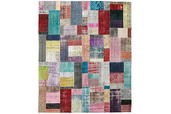 Kathy Patchworkmatta 252x302 Stor Modern - Flerfärgad - Heminredning - Mattor - Patchwork-matta