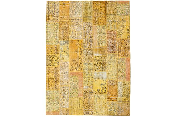 Kathy Patchworkmatta 253x346 Stor Modern - Flerfärgad - Heminredning - Mattor - Patchwork-matta
