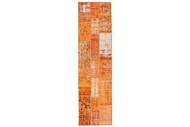 Kathy Patchworkmatta 80x299 Stor Modern