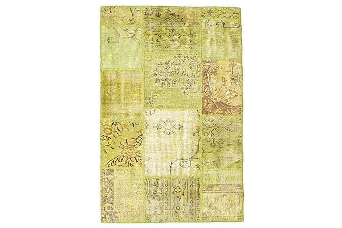 Kathy Patchworkmatta 97x150 Modern - Beige - Heminredning - Mattor - Patchwork-matta