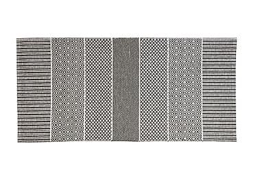 Alfie Plastmatta 150x250 Vändbar PVC Grå