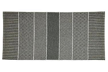 Alfie Plastmatta 70x50 Vändbar PVC Grön