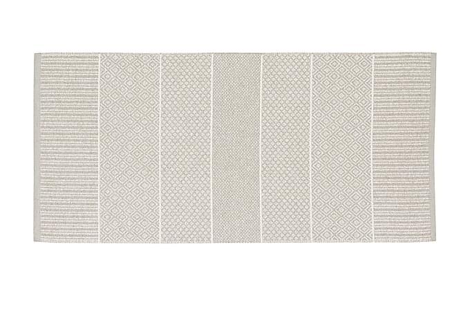 Alice Matta Mix 170x250 PVC/Bomull/Polyester Sand - Horredsmattan - Heminredning - Mattor - Plastmattor