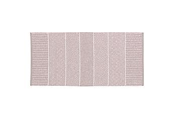 Alice Matta Mix 70x100 PVC/Bomull/Polyester Rosa