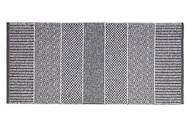 Alice Matta Mix 70x200 PVC/Bomull/Polyester Grå