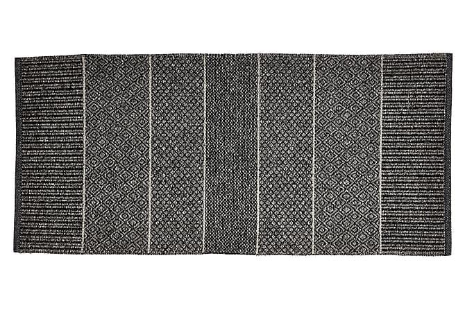 Alice Matta Mix 70x200 PVC/Bomull/Polyester Grafit - Horredsmattan - Heminredning - Mattor - Plastmattor