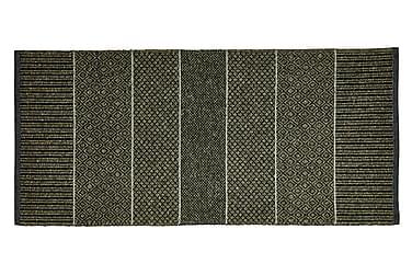Alice Matta Mix 70x200 PVC/Bomull/Polyester Oliv
