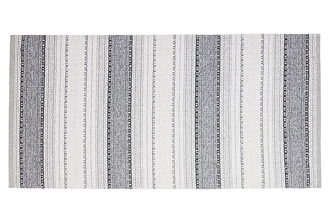 Anna Matta Mix 70x140 PVC/Bomull/Polyester Grå - Horredsmattan - Heminredning - Mattor - Plastmattor