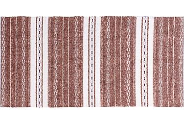 Asta Matta Mix 70x180 PVC/Bomull/Polyester Beige