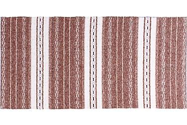 Asta Matta Mix 70x220 PVC/Bomull/Polyester Beige