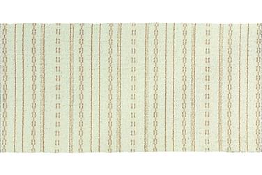 Asta Matta Mix 70x340 PVC/Bomull/Polyester Vit