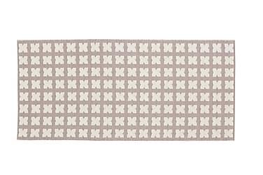Cross Plastmatta 70x150 Vändbar PVC Rosa