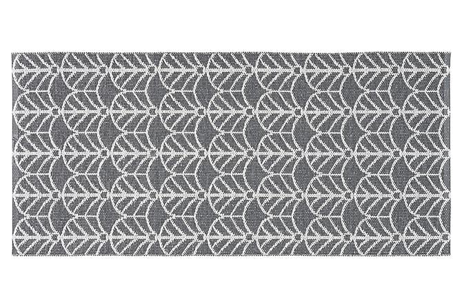 Deco Plastmatta 70x150 Vändbar PVC Grafit - Horredsmattan - Heminredning - Mattor - Plastmattor