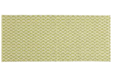 Eye Plastmatta 150x100 Vändbar PVC Lime