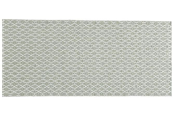 Eye Plastmatta 150x150 Vändbar PVC Grön - Horredsmattan - Heminredning - Mattor - Plastmattor