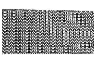Eye Plastmatta 150x200 Vändbar PVC Svart