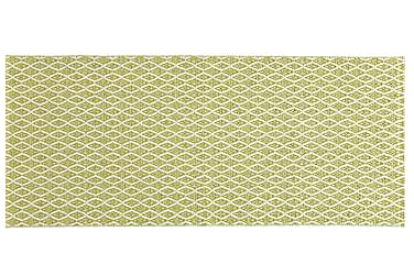 Eye Plastmatta 70x150 Vändbar PVC Lime
