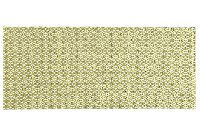 Eye Plastmatta 70x300 Vändbar PVC Lime - Horredsmattan - Heminredning - Mattor - Plastmattor