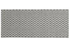 Eye Plastmatta 70x350 Vändbar PVC Grå