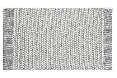Floow Flake Plastmatta 80x210 Vändbar PVC Kol
