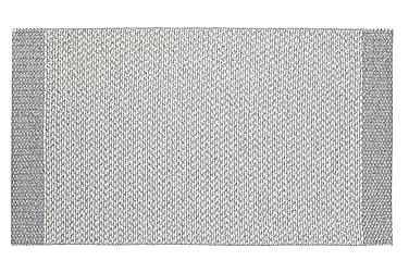 Floow Flake Plastmatta 80x50 Vändbar PVC Kol