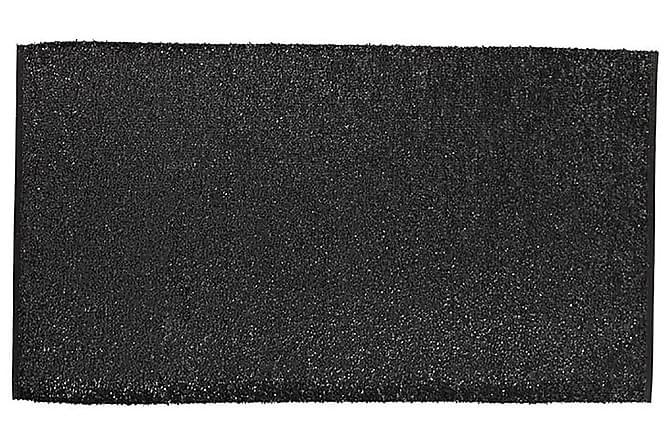 Floow Floss Plastmatta 140x210 Vändbar PVC Kol - Horredsmattan - Heminredning - Mattor - Plastmattor