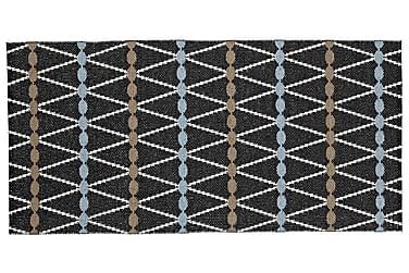 Floow Webb Plastmatta 70x50 Vändbar PVC Ström