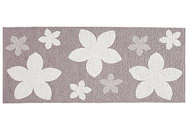 Flower Plastmatta 70x300 Vändbar PVC Ljung