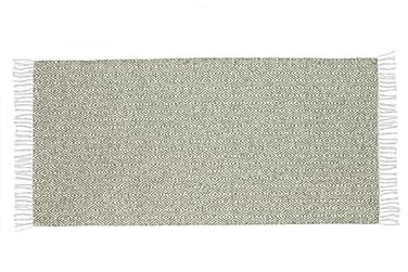 Goose Matta Mix 150x250 PVC/Bomull/Polyester Grön
