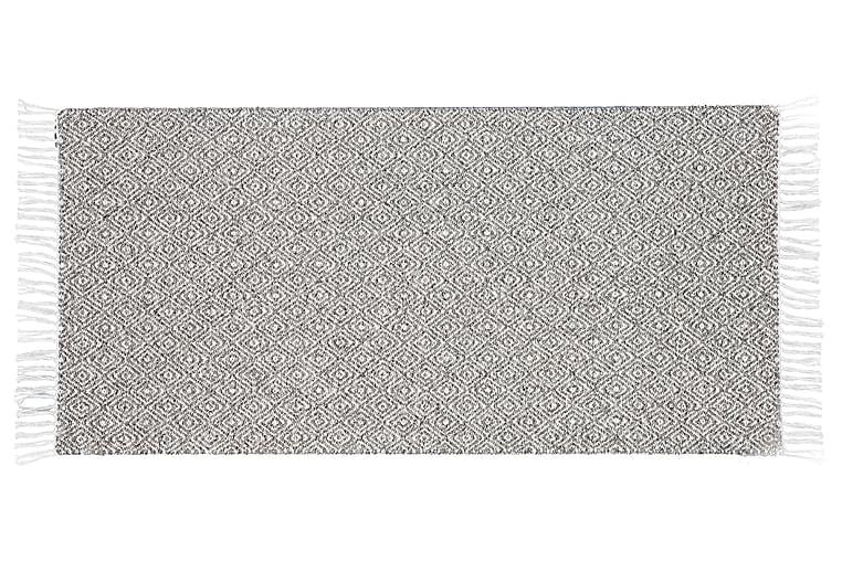 Goose Matta Mix 70x150 PVC/Bomull/Polyester Grafit