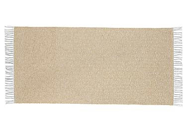 Goose Matta Mix 70x200 PVC/Bomull/Polyester Gul
