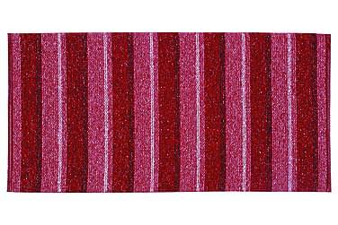 Liv Matta Mix 150x180 PVC/Bomull/Polyester Röd