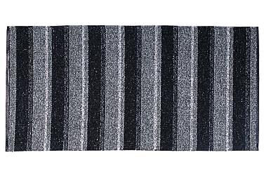 Liv Matta Mix 170x220 PVC/Bomull/Polyester Svart