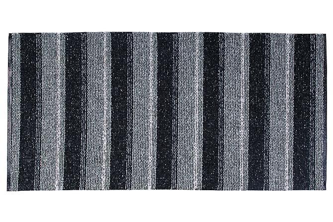 Liv Matta Mix 70x300 PVC/Bomull/Polyester Svart - Horredsmattan - Heminredning - Mattor - Plastmattor