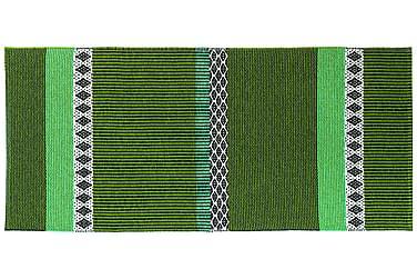 Savanne Plastmatta 70x50 Vändbar PVC Grön