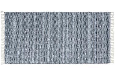 Svea Matta Mix 150x180 PVC/Bomull/Polyester Blå