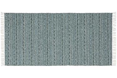 Svea Matta Mix 70x220 PVC/Bomull/Polyester Grön