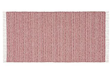 Svea Matta Mix 70x300 PVC/Bomull/Polyester Rosa
