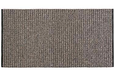 Uni Matta Mix 150x180 PVC/Bomull/Polyester Brun
