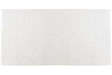 Uni Matta Mix 150x220 PVC/Bomull/Polyester Vit