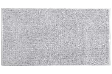Uni Matta Mix 170x220 PVC/Bomull/Polyester Grå