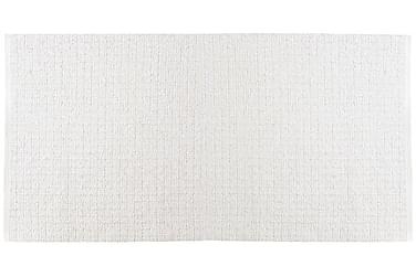 Uni Matta Mix 170x260 PVC/Bomull/Polyester Vit