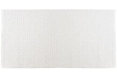 Uni Matta Mix 70x100 PVC/Bomull/Polyester Vit