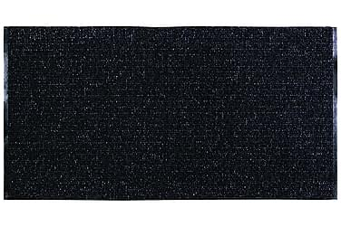 Uni Matta Mix 70x300 PVC/Bomull/Polyester Svart